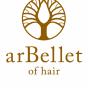 arBellet of hair